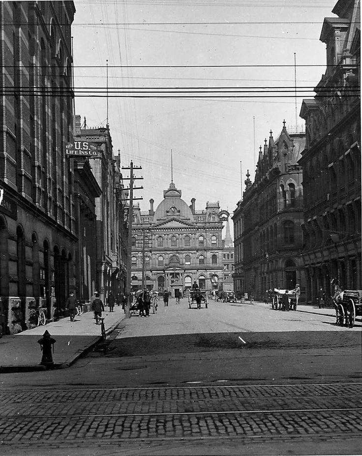 Toronto Street from King-1910