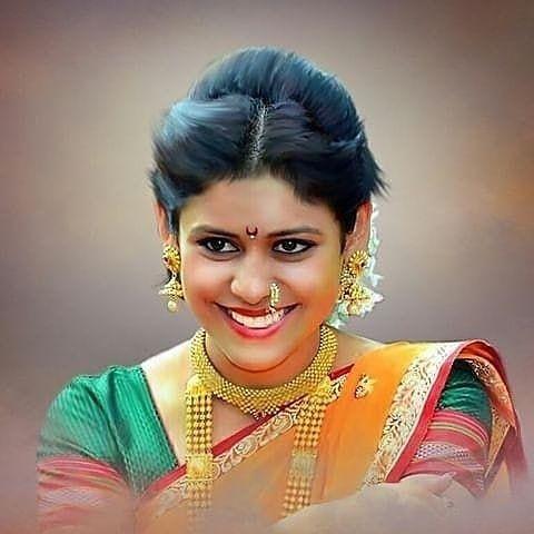 Image result for अश्विनी महांगडे
