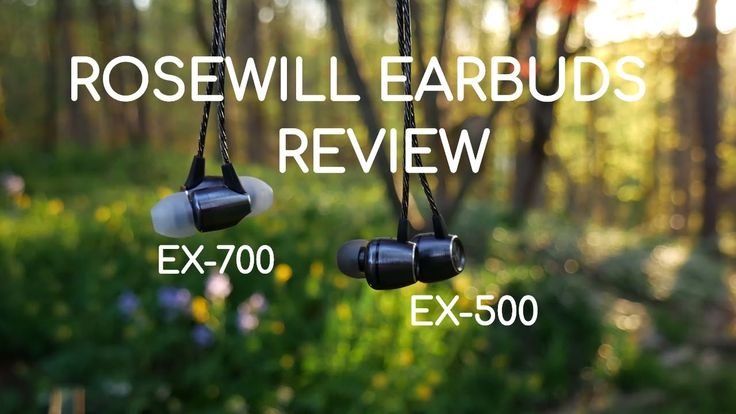 Rosewill Headphones Best Earbuds Under $50? REVIEW & GIVEAWAY