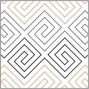 Interlocking Square Paper Pantograph 4 75 Quot Long Arm