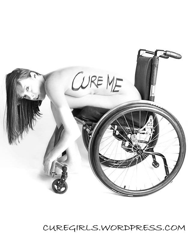 Cure Girls' Photos for our Cure Paralysis Campaign - Cure Girl Ruth     Cure Girls are a group of women from across the world who have a spinal cord injury. We are on a mission to make CHRONIC SPINAL CORD INJURY CURABLE. Please Like and Share the CG Fan Page https://www.facebook.com/pages/Cure-Girls-On-a-Mission-To-Reverse-Paralysis/153526494802101 and Follow our blog.. http://curegirls.wordpress.com/