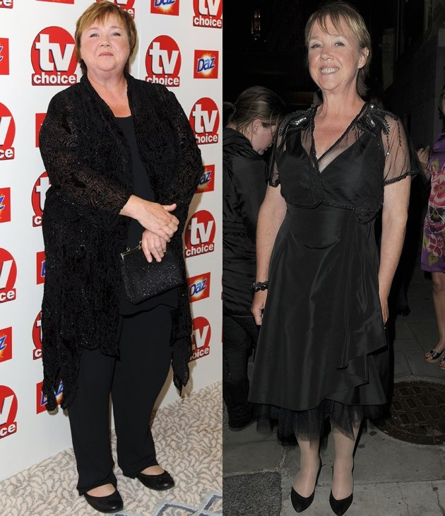 Birds of a feather star Pauline Quirke