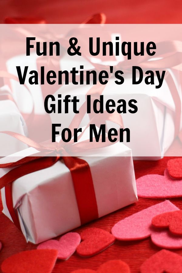 Unique valentine gift ideas for men valentine gifts Valentines day ideas for men