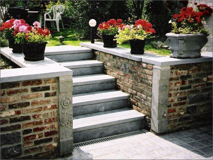 decoration escalier exterieur