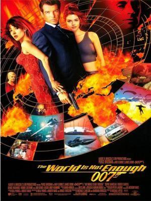 Điệp Viên 007 Thế Giới Không Đủ - HD