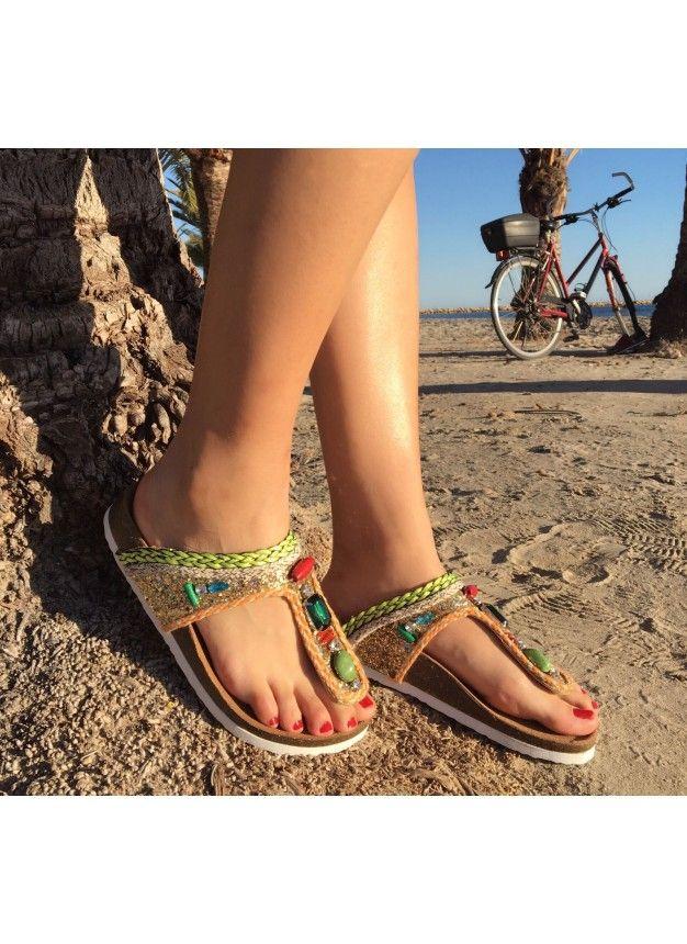 Sandalias de mujer baratas
