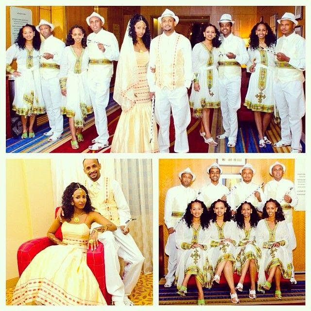Melse melsi sunday habesha wedding melse melsi for Habesha dress for wedding