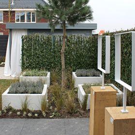 17 beste afbeeldingen over eigen huis en tuin tuinmetamorfoses op pinterest tuinen de stijl - Moderne lounge stijl ...