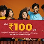 Rs.100 Off on Movie Tickets