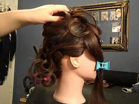 Ashley Benson Pretty little liars hair tutorial