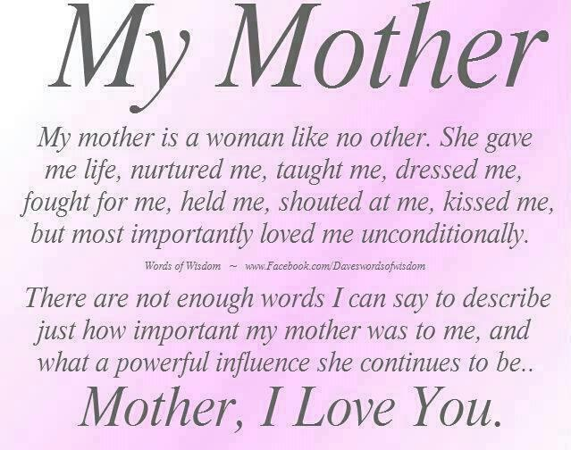 105 best Messages of love for my MUM IN HEAVEN images on Pinterest ...