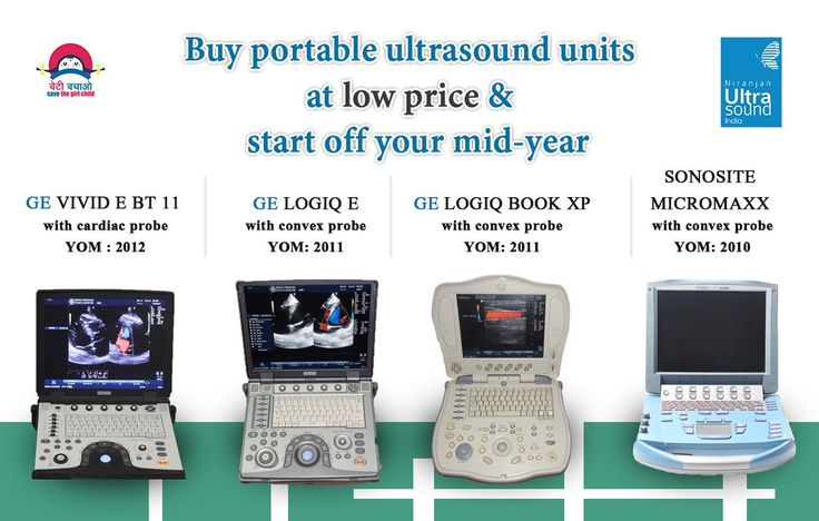 Best Time to Buy, Portable Ultrasound Machine at an ...