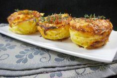 Petits gratins de pommes de terre au Comté 2