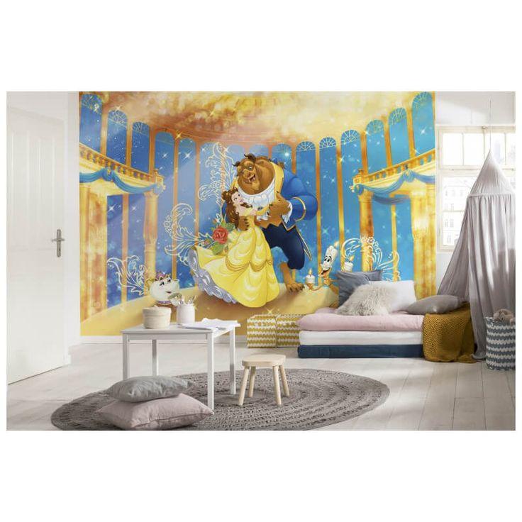 Best Komar Disney Beauty And The Beast Wall Mural 8 4022 400 x 300