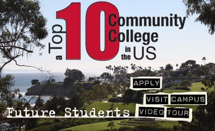 Proud to be ranked in the Top 10 Community Colleges nationwide by the Aspen Institute.
