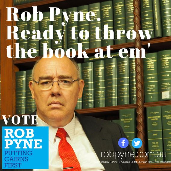 Dodgy Councils, State Corruption or Commonwealth crooks, my response is the same. #throwthebookatthem