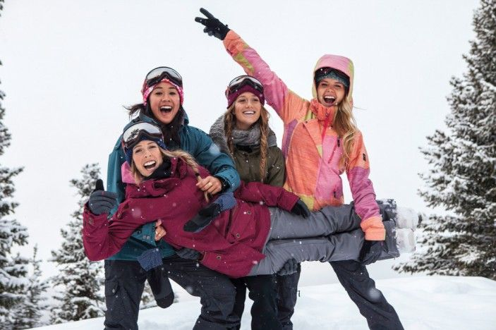 Surf to snow: episode 3 snow adventures with torah bright colorado with olay fresh effects!   Roxy