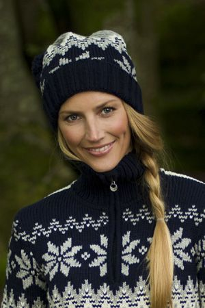 Dale of Norway Adulto Cappelli ha Flagg