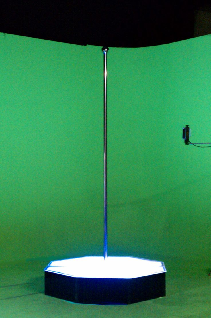 Stripper pole rentals include 5x5' octagon stage, frosted acrylic stage tops and side kits, appropriate lighting and pro 50mm dance pole.…