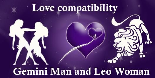 Gemini Woman Leo Man - A Happy Intelligent Match