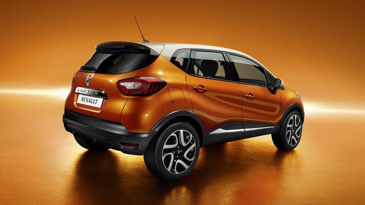 Design| Renault CAPTUR | Renault UAE