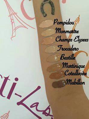Awesome foundations by acti labs- Available April 10th at www.acti-labs.com/me/tasha-ellsberry