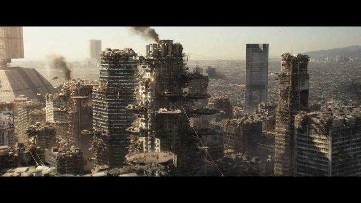 2013年公開『エリジウム』予告編2:[監督]ニール・ブロンカンプ[出演]マット・デイモン、ジョディ・フォスター