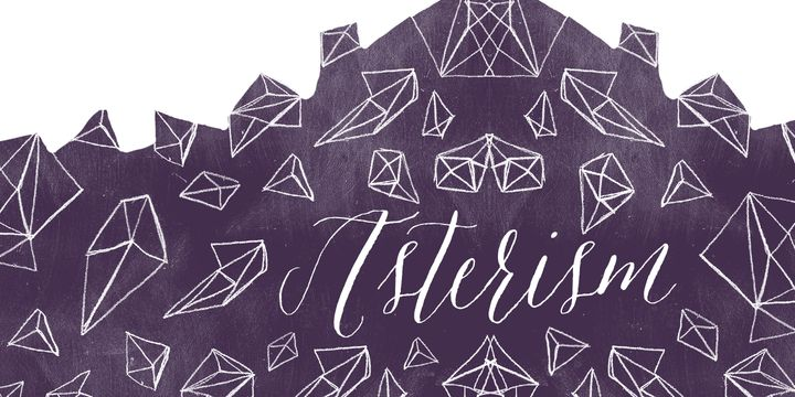 Asterism: My Fonts $30
