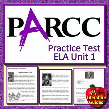 parcc practice test ela pdf