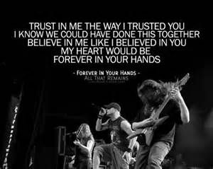 all that remains lyrics - Bing Images