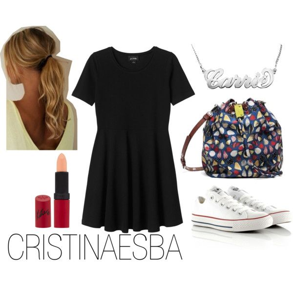 """LBD Sport"" by cristinaesba on Polyvore"