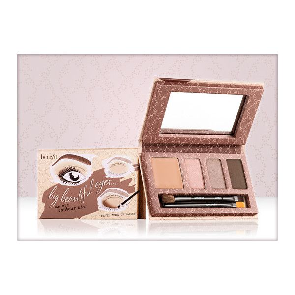 Benefit Big Beautiful Eyes (105 PEN) ❤ liked on Polyvore featuring beauty products, makeup, eye makeup, eyeshadow, beauty, shoes, benefit eye shadow, benefit eyeshadow and benefit eye makeup