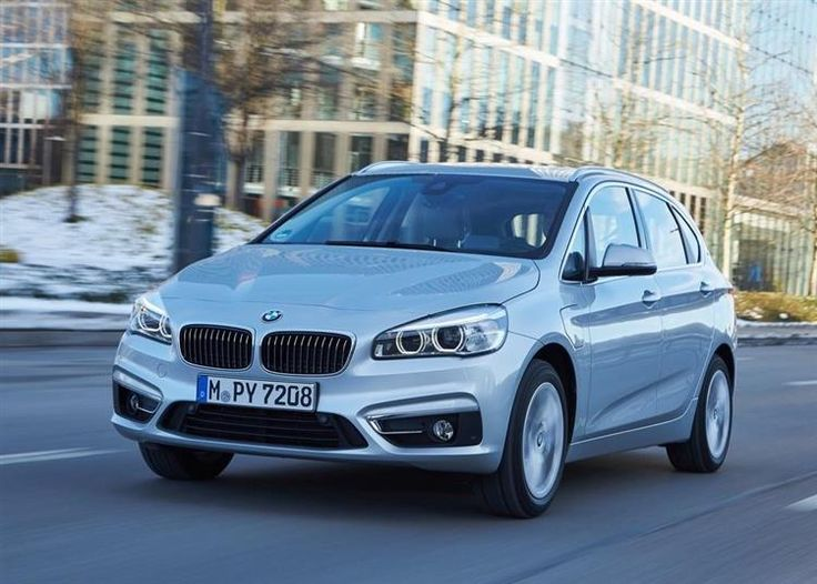 BMW 225xe : comment recharger le monospace hybride ?
