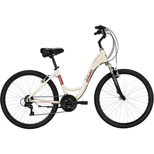Bicicleta Schwinn Madison Aro 26 21 Marchas Off White