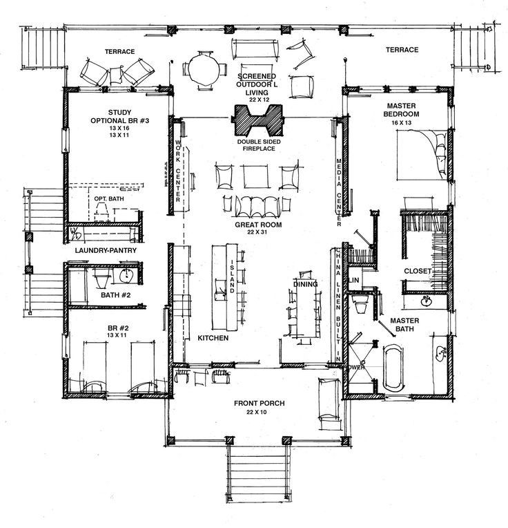 Two Story Dogtrot House Plans Answerplane Com Southern House Plans Dog Trot House Plans Country House Plans