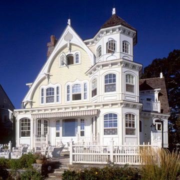 Nice house: Beautiful House, Victorian House, Beaches House, Dreams House, Victorian Styl, Unique House Exterior, Victorian Design, Glorious Beaches, Design Home