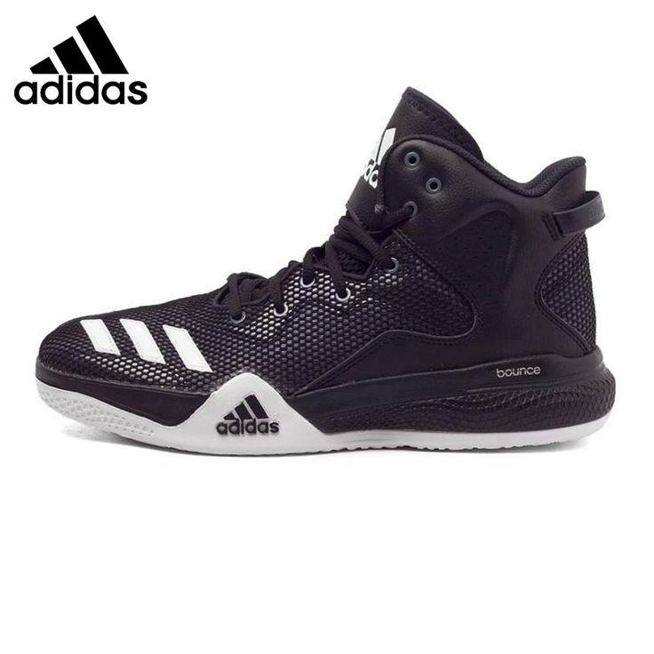 Original New Arrival  Adidas  Men's Basketball Shoes Sneakers