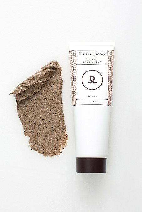 Frank Body Creamy Face Scrub is so good I considered drinking coffee when I first tried it. And I hate coffee. | 19 Really Awesome Skincare Products You're Gonna Be Addicted To In 2017