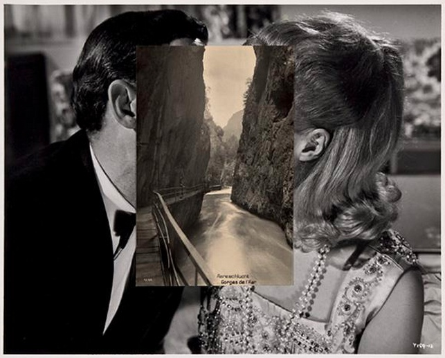 John Stezaker #Obakki #Art #Design #Inspiration #Creative #Creativity #Fashion #Couture #ObakkiDesigns #Modern #Chic #Abstract