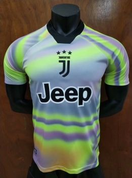 2018-19 Cheap Jersey Juventus EA Green Replica Soccer Shirt  DFC243 ... 57717dd68