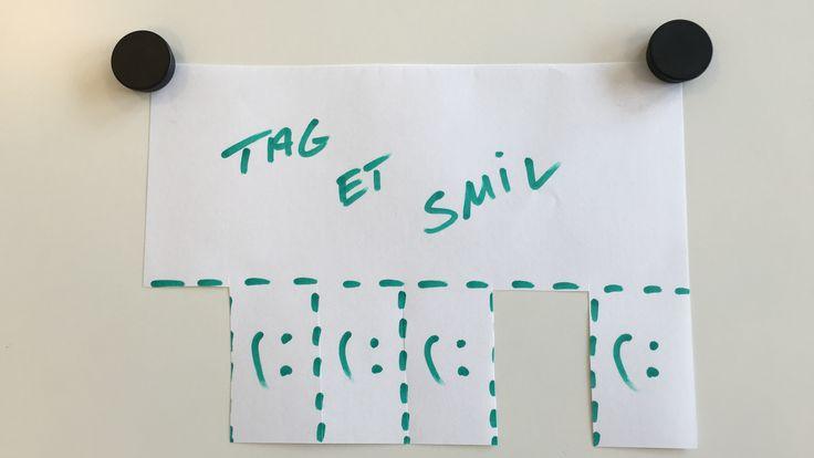 Du skal sørge for, at dine kunder bliver dine bedste ambassadører – og det gør du ved at give dem et smil på læben.  Læs mere her: https://www.renehjetting.dk/giv-dine-kunder-et-smil-paa-laeben/