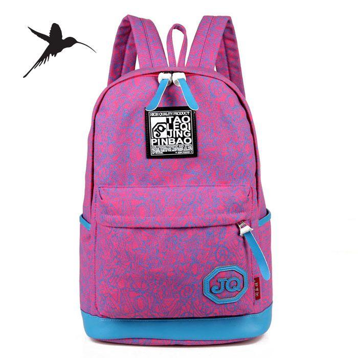 New 2015 Korean Style Fashion Canvas Backpacks School Bags Daypacks Bolsas Mochilas Escolares Masculina Femininas Rucksacks M77