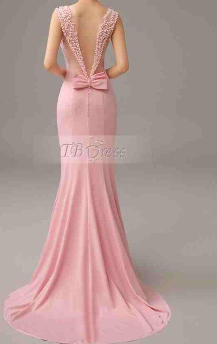 89 best Vestidos para fiestas images on Pinterest | Vestidos de ...