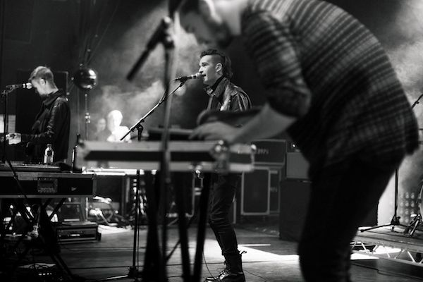 The1975. by JAKE CHURCHILL - Exposure