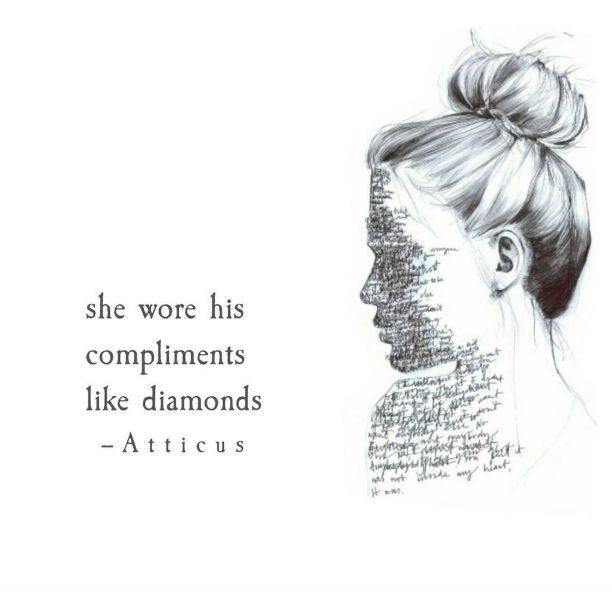 When a man compliments a woman I am telling you there is POWER beyond belief