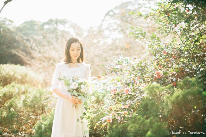 京都で結婚式のロケーション前撮り(フォトウェディング)| カメラマン寺川昌宏