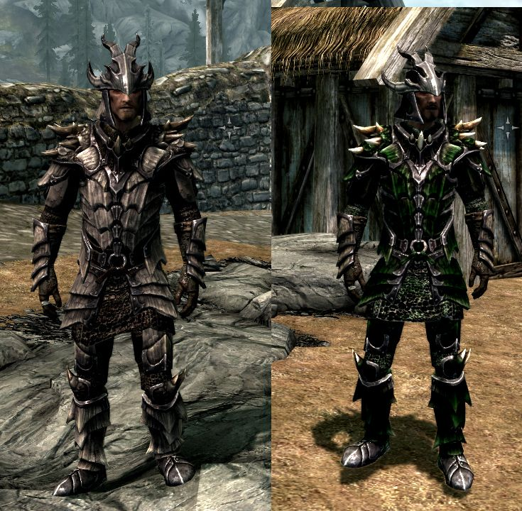 skyrim armor sets | Comments