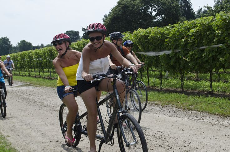 The Wine Trail Ride cycling tours in Windsor-Essex, Ontario are winners of provincial and national tourism awards. Visit www.winetrailride.ca for more info.
