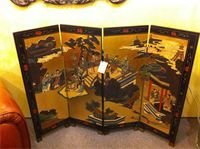 Asian Fireplace Screen (dbl-sided) $275