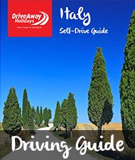 Download our Italy Driving Guide to plan your own self-drive holiday!